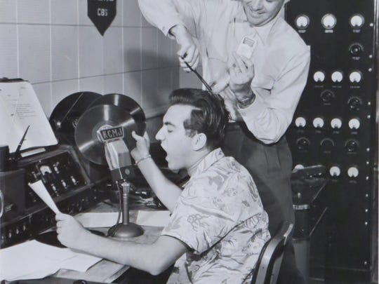 Father of oldies Art Laboe returns to medium he owned