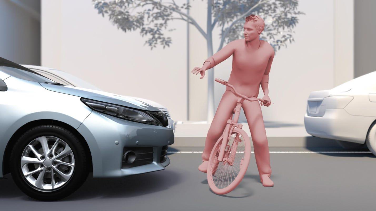 Self-driving race heats up at LA Auto Show