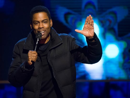 Chris Rock in 2015.