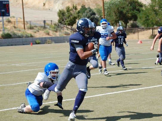 Virginia City beat Loyalton (Calif.), 53-0, to open