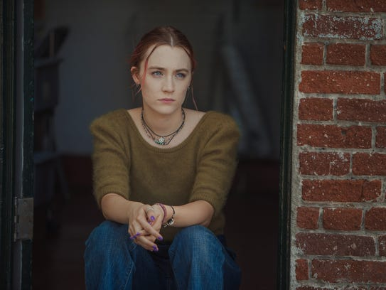 Saoirse Ronan stars as the title teen character of