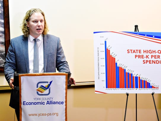 York County Economic Alliance President & CEO Kevin