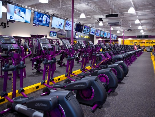 Planet Fitness opened a new location in Annaville on