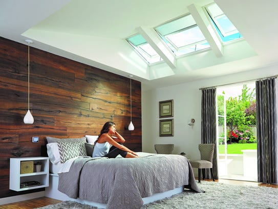 Home updates, such as adding skylights can help reduce