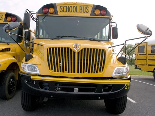 School Bus for Back to School Section