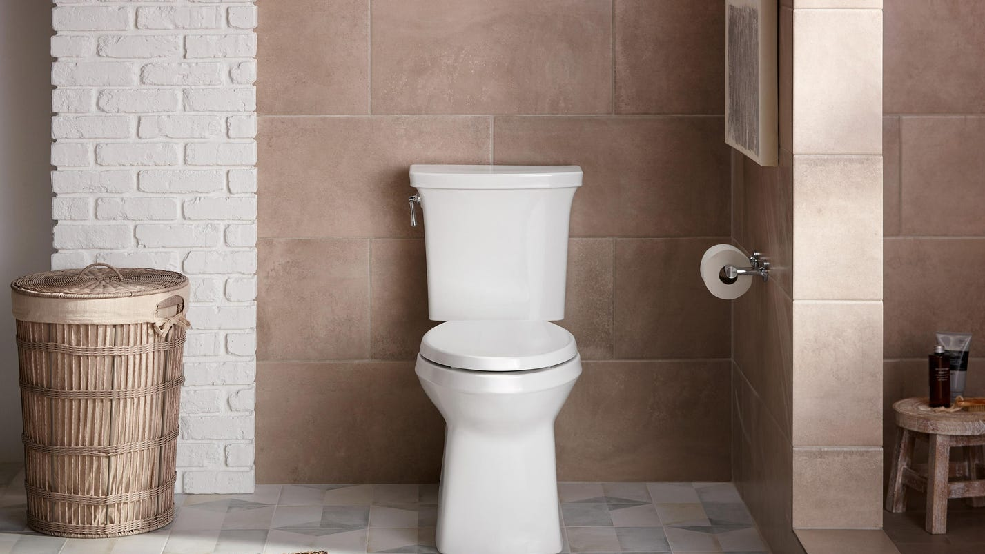 Plumber: Skirted toilets can dress up a bathroom