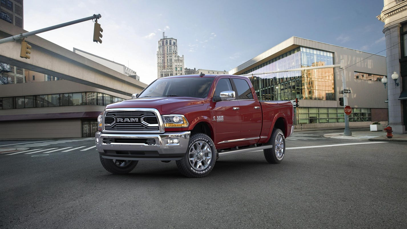 FCA recalls nearly 1.8M trucks for shifter problem