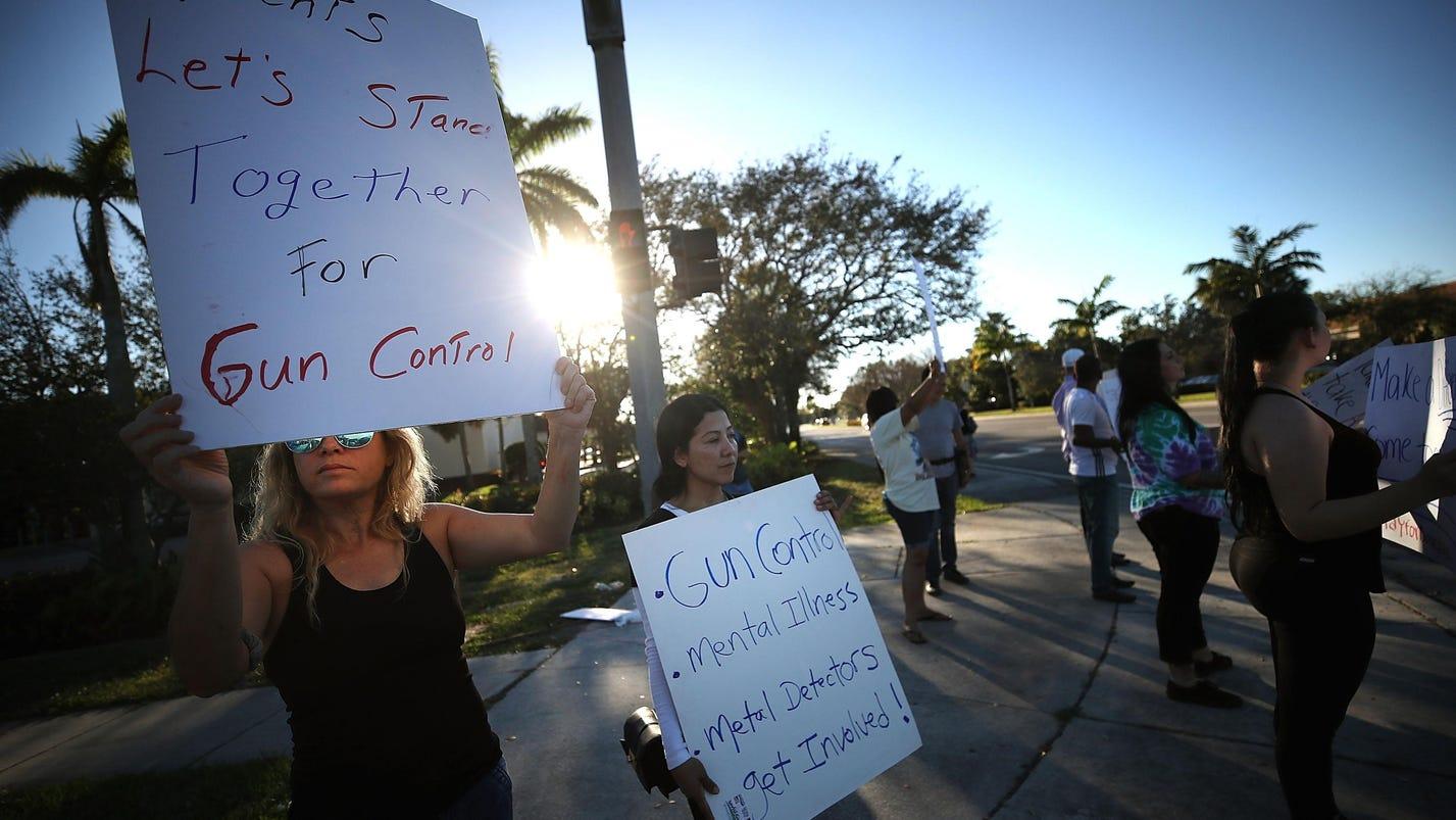 Young shooting survivors stepped into the gun debate