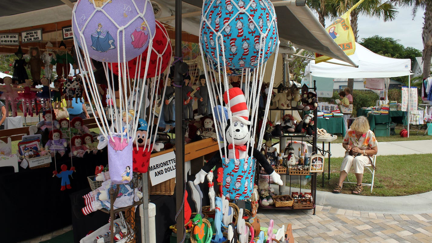 Bazaars and craft shows for Craft fair fort myers