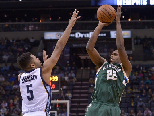 Khris Middleton, Andrew Harrison