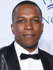Leslie Odom Jr. originated the role of Aaron Burr on Broadway.