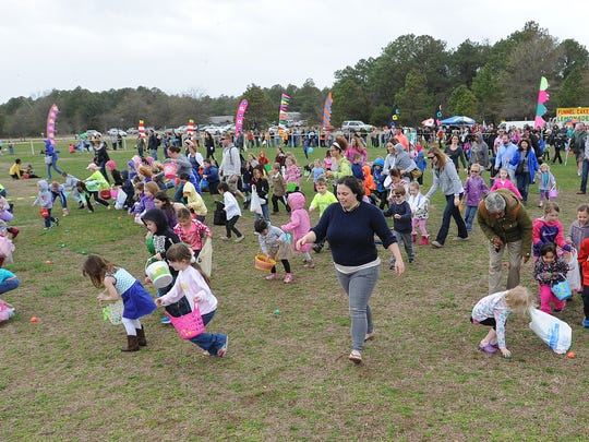 Despite cloudy and rainy weather, the 48th Annual Kite
