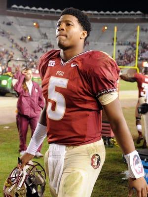 Florida State freshman QB Jameis Winston is the favorite to win this season's Heisman Trophy.