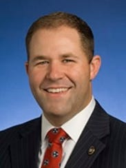 State Rep. Andy Holt, R-Dresden
