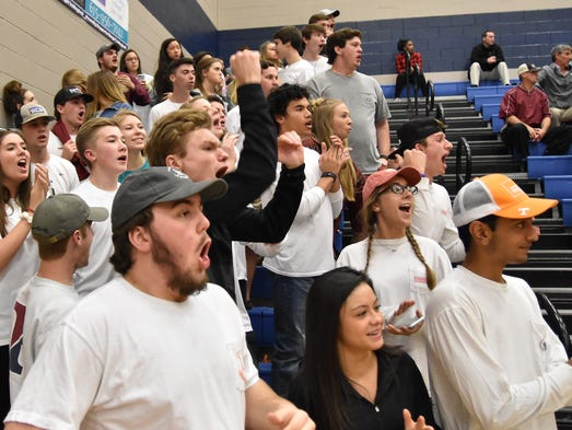 Blackman vs. Riverdale, Region 4-AAA semifinals, Tuesday,
