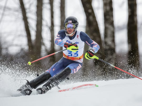 Jamie Stanton, a Rochester Adams alumnus, skied for the United States National Team at the Sochi 2014 Paralympics. Stanton, who was born with a birth defect and had his lower right leg amputated at 6 months old, is set to compete at the 2018 winter Paralympics in South Korea.