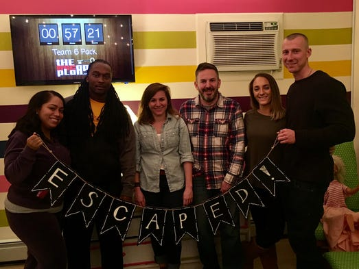 Escape The Room Princeton Facebook