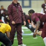ULM head coach Todd Berry's football program improved its APR for the fifth consecutive year.