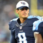 Marcus Mariota should sit out Titans game