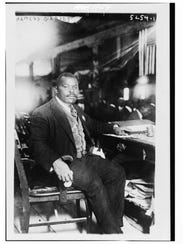 Marcus Garvey's ideas on Pan-Africanism and black nationalism