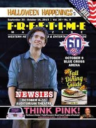 Freetime Magazine has shut down its print publication.