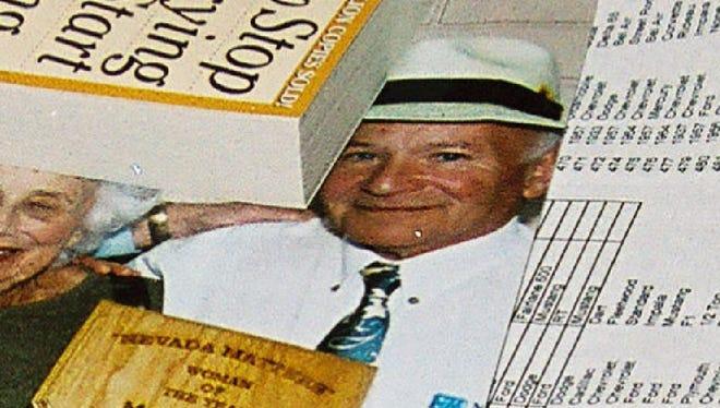Melvin Gordon, 68, was murdered in his south Reno condominium on Sept. 25, 2002.