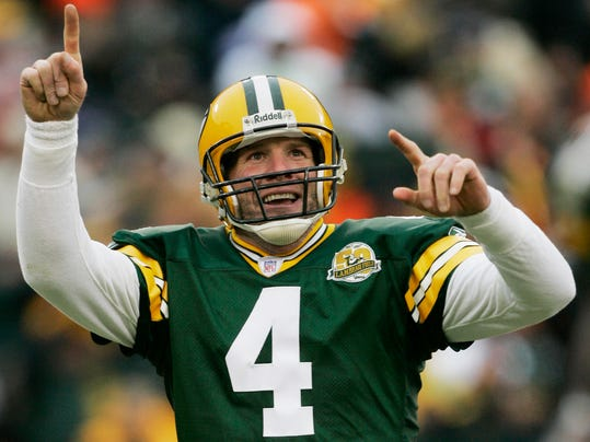 AP PACKERS FAVRE FOOTBALL S FBN FILE USA WI