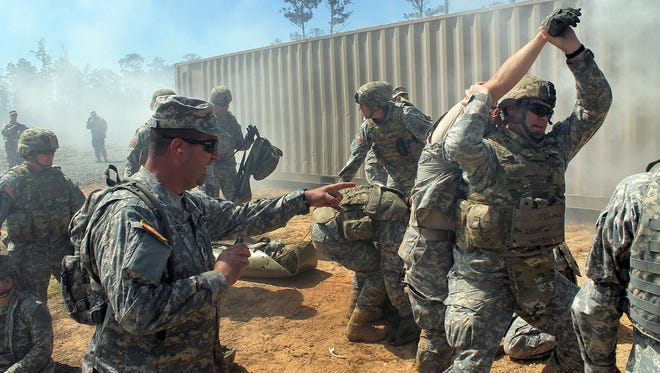 Thousands of Wisconsin Army National Guard members won't be participating in drills this weekend, as they have traditionally done the first weekend of September.