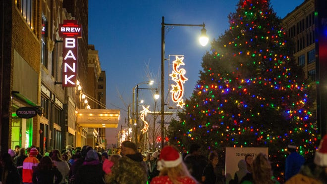 Downtown Topeka Inc. and the Greater Topeka Partnership are hosting a holiday window display contest for S. Kansas Avenue businesses spreading holiday cheer. The business with the best holiday display could win $500, and that winner will be decided by votes from community members.