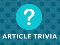 Article Trivia