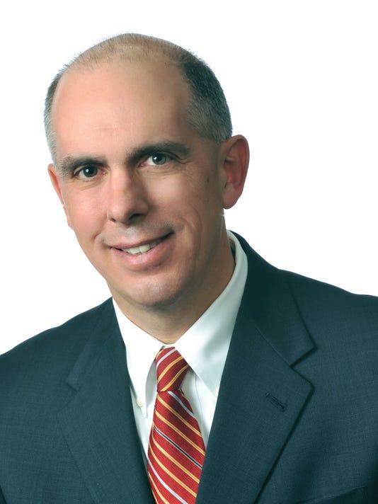 Michael Simmer, CEO of BMO Harris Bank Green Bay