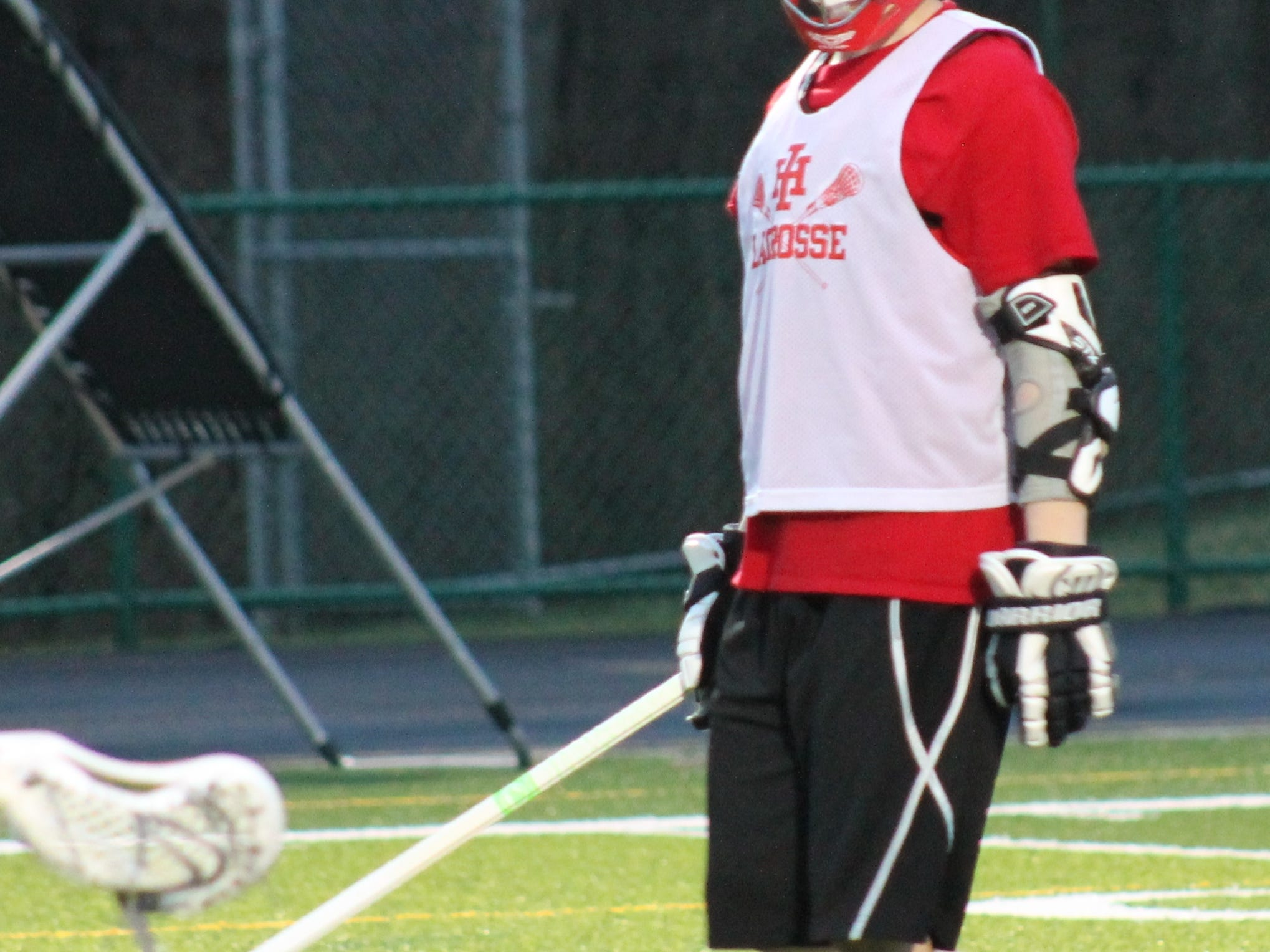 Indian Hill senior attack Austin Schneider had 15 goals and 29 assists last season.