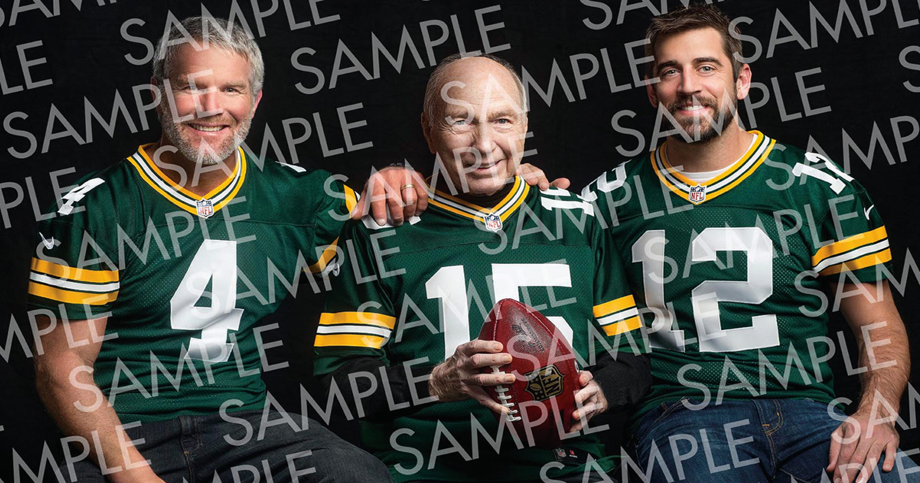 Qbs Sample Width Height Fit Crop Packers Star Rodgers Favre Starr