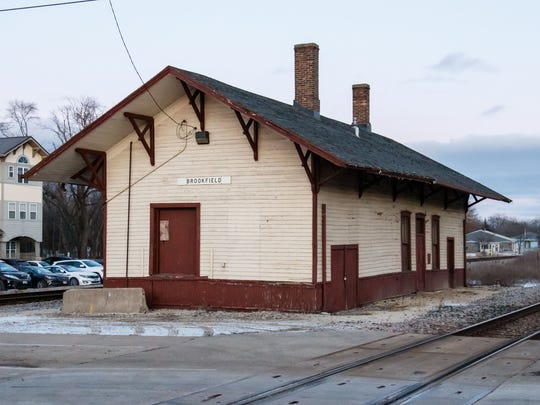 Fiddleheads Coffee Roasters is considering purchasing and relocating the historic Brookfield Rail Station as seen on Monday, Jan 28, 2018.