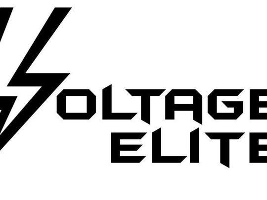 Logo for new Voltage Elite.