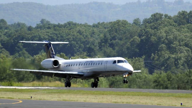Generally speaking, airfares out of Asheville Regional Airport are competitive with other regional airports, but rates fluctuate, and competition among airlines at larger airports makes fares cheaper.