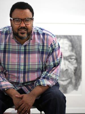 Rashaun Rucker is a visual artist and photo editor at the Detroit Free Press/