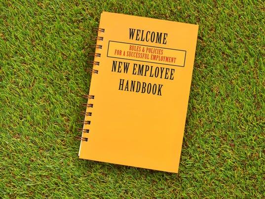Welcome New Employee Handbook