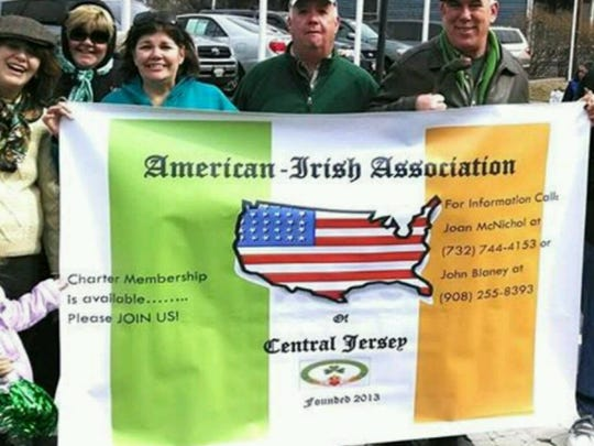The American-Irish Association of Central Jersey in
