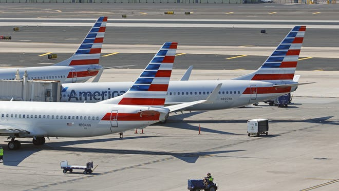 The extreme heat forecast for Phoenix on Tuesday now hascaused the cancellation of nearly 50 American Airlines regional airline flights out of Sky Harbor International Airport.