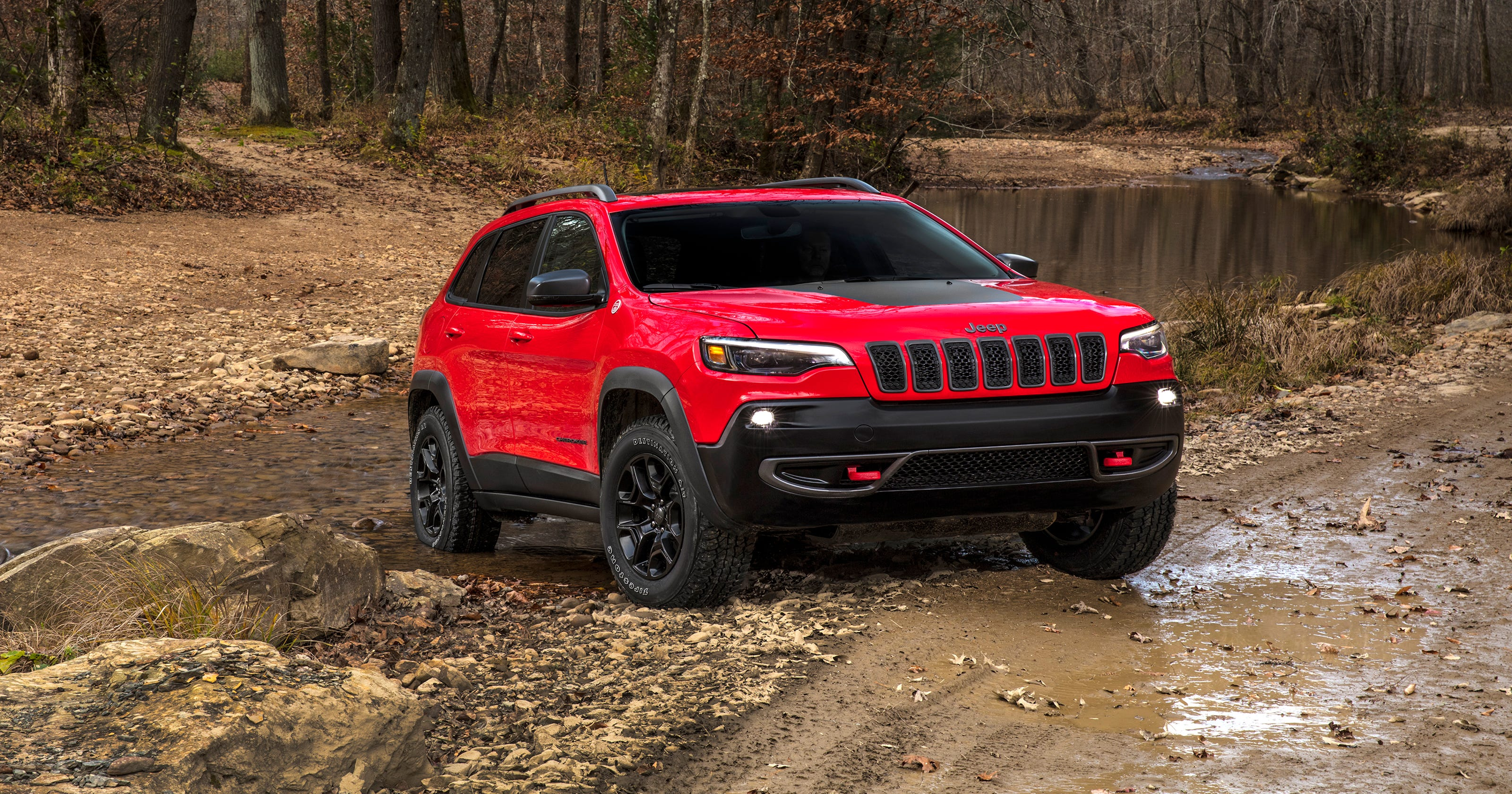 Jeep C Suv >> 2019 Jeep Cherokee A Sneak Peek Of The New Suv