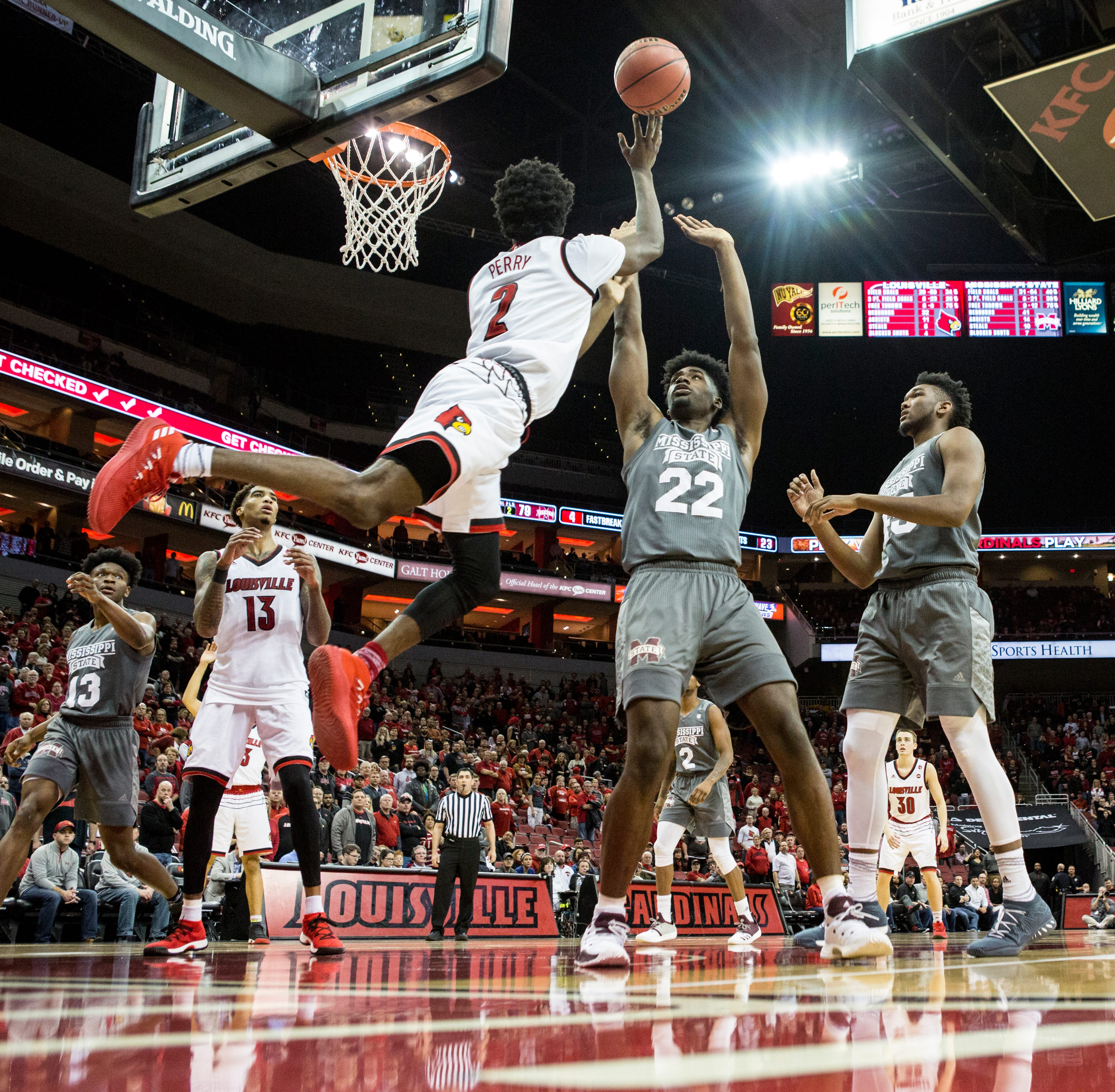 image about Printable Acc Men's Basketball Schedule named Louisville basket entire 2018-19 ACC timetable is out