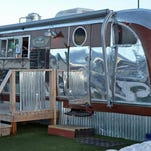 A southwest pasty is a special at the Copperline Pasty Co. in Helena. The refurbished camper trailer was turned into a food stand by Butte native Jill Michelotti.