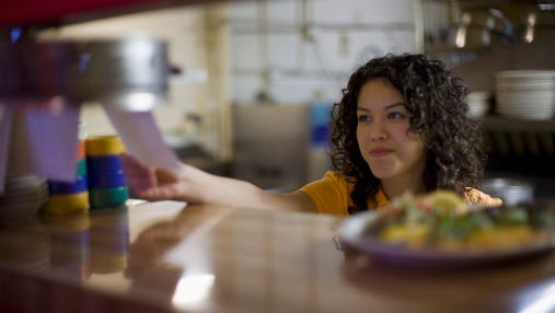 A growing number of young people aren't cashiering or busing tables during high school, even during summer breaks. They're getting their first taste of work life later in life.