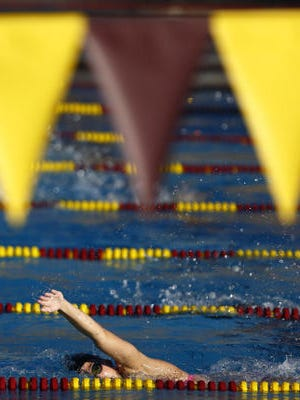 ASU is replacing Dorsey Tierney-Walker as men's and women's swimming coach after six seasons.