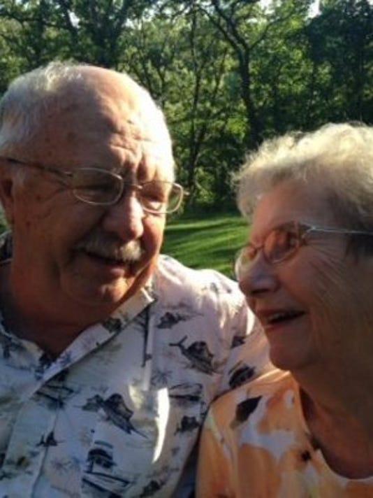 Anniversaries: Ray Merritt & LaDonna Merritt