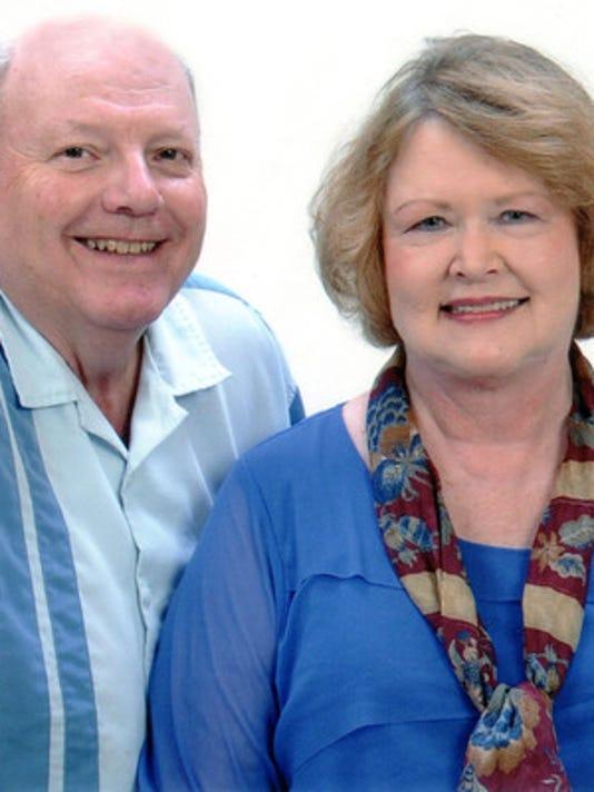 Anniversaries: Ed ault & Kay Ault