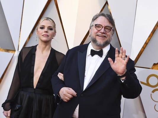 Kim Morgan, Guillermo del Toro