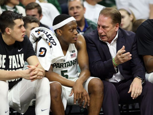 NCAA Basketball: Houston Baptist at Michigan State