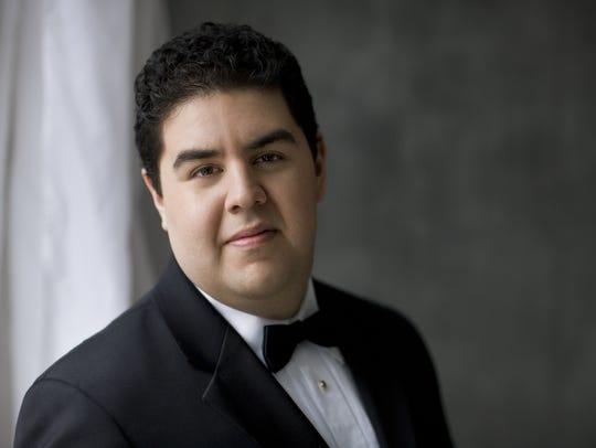 Phoenix Symphony music director Tito Munoz